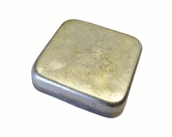 Roto136F Low Melt Fusible Bismuth Based Ingot Alloy Ingot - 1/2 pound per ingot