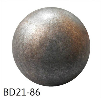 "BD21-86 Steel High Dome Nail/Clavos Head - Head Size: 13/16"" Nail Length - 160 to box"