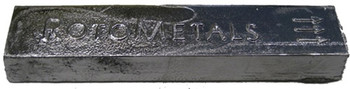 Lyman #2 Bullet Metal ~ 5 pound Ingot (90% Lead, 5% Tin, 5% Antimony)