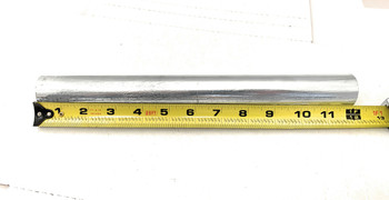 "Zinc Cast Rods - Price is Per Foot 1"" Diameter x 12"" Long"