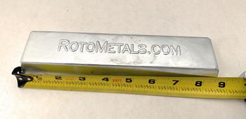 Zamak 2 Ingot (Aluminum 4%, Copper 3%, Zinc 93%) - Kirksite