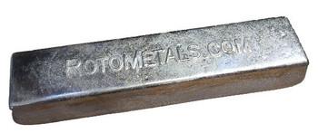 Aluminum Anode Ingot  ~2 Pounds