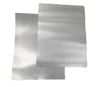 Zinc Sheet Soft Roof Flashing Sample Pack w/ Free USPS Priority Mail