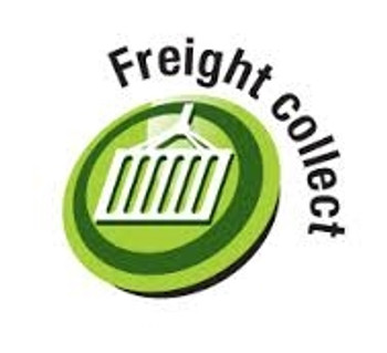 Shipping Freight Collect