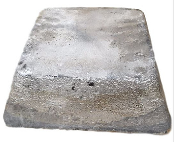 Antimony Block 45 Pounds 99.65% Minimum Pure