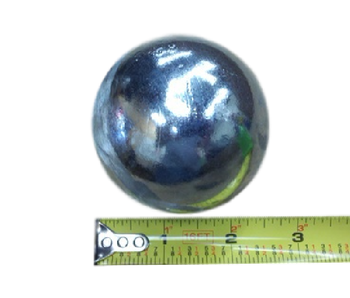 "2.59"" Zinc Cannon Ball Pop Can Mortar"