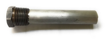 "Magnesium Pencil Anode 3/4"" NPT x 6"" Long"