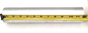"Zinc Cast Rods - 4"" Diameter x 1 Foot"