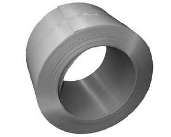 "Zinc Gutter Coil 16 oz x 14.7"" for 6"" Gutter Machines 300 Linear Feet"