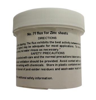 Galvanizing Solder Repair Flux - 1.5 oz Bottle