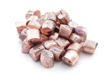 Copper Nuggets 99.99% Min - Approximately 1 pound