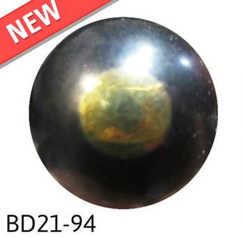 "BD21-94 - Sunburst High Dome - Head Size:13/16"" Nail Length:5/8"" - 160 per box"