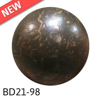 "BD21-98 - Spice High Dome - Head Size:13/16"" Nail Length:5/8"" 160 per box"