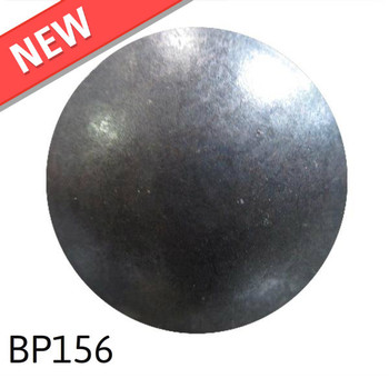 "BP156 - Black Pearl Low Dome - Head Size:15/16"" Nail Length:5/8"" - 250 per box"