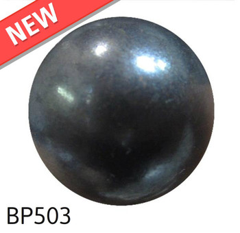"BP503 - Black Pearl High Dome - Head Size:3/4"" Nail Length:5/8"" - 500 per box"