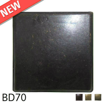 "BD70 - Square Nail - Head Size:7/16"" Nail Length:1/2"" - 80 per box"