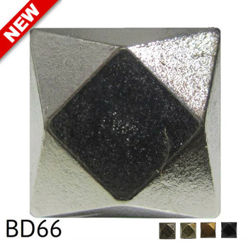 "BD66 - Square Nail - Head Size: 1/2"" Nail Length:1/2""- 100 per box"