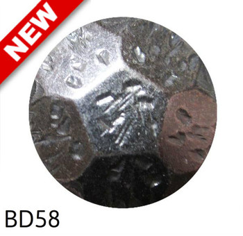 "BD58 - Circular Hammered Nail - Head Size: 3/4"" Nail Length: 5/8"" - 150 per box"