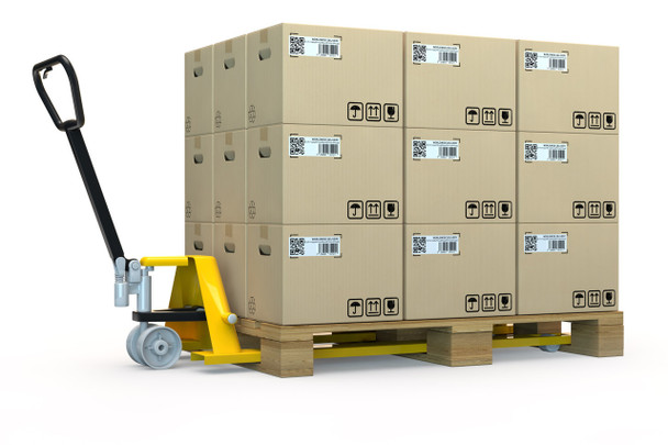 LTL Pallet Freight Shipping Service