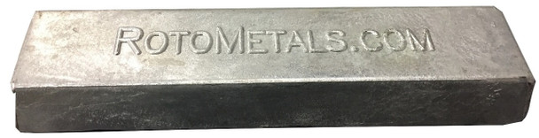 MIL-A-18001-K Zinc Ingot great for making own sacrificial anodes