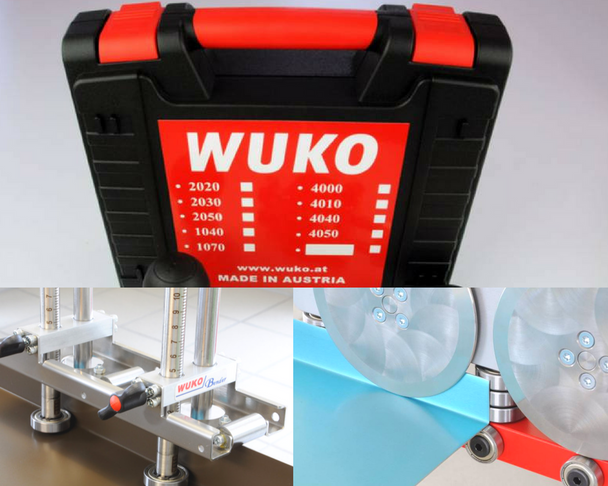 WUKO Bender Set 3350/4000 - Freight Included