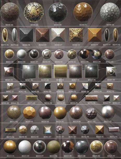 Decorative Nail Sample Boards