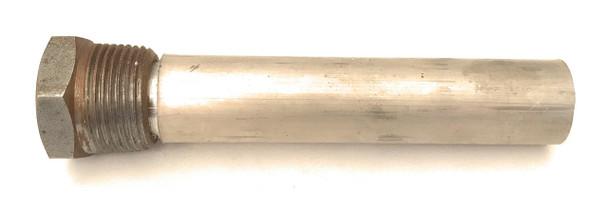 """Magnesium Pencil Anode 1"""" NPT X 6"""""""