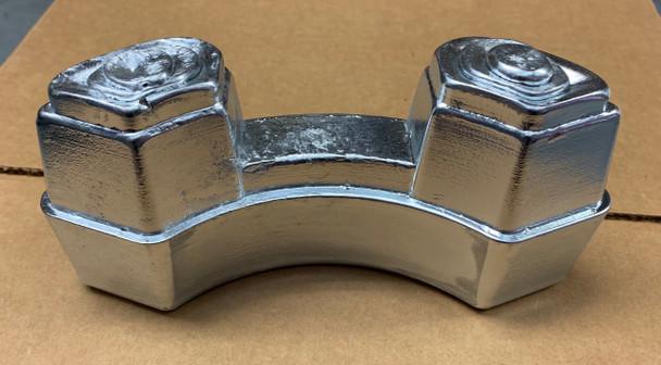 Lead Free Zinc 7.5 Pound Custom Medical Counterweights