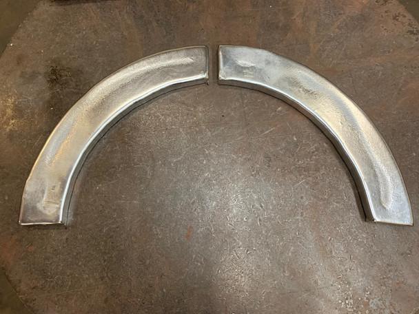 """Half Ring Zinc Anodes ZPN Cast MIL-A-18001-K  ID~ 23 -7/8"""" ii  OD - 30 1/2"""""""
