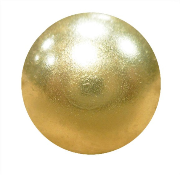 """BS156 - Brass Low Dome - Head Size:15/16"""" Nail Length:5/8"""" - 250 per box"""