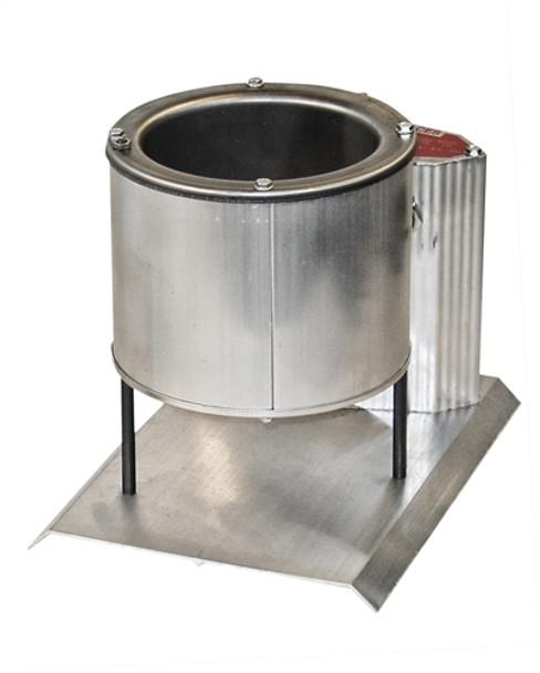 Pewter 10lb / Lead 20 lb Melting Pot 110 V 1