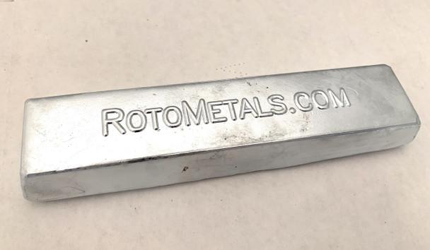 Roto144F Low Melt Fusible Ingot Alloy (Field's Metal) -1 kilo bar