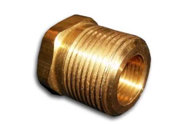 "COR-IN PLUGS 1/4"" NPT Brass"