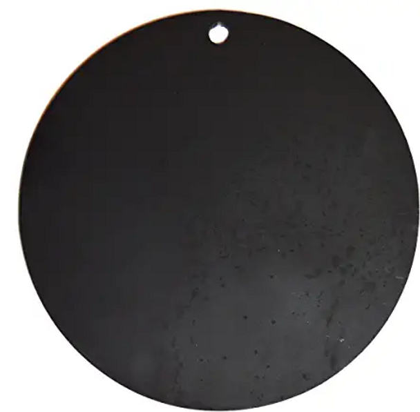 """High Caliber AR500 Steel 1/4"""" Thick Targets - for Precision Practice(6"""" Target - 1 Count, Circle)"""