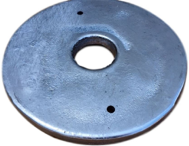 Custom Metal Casting of Counterweights