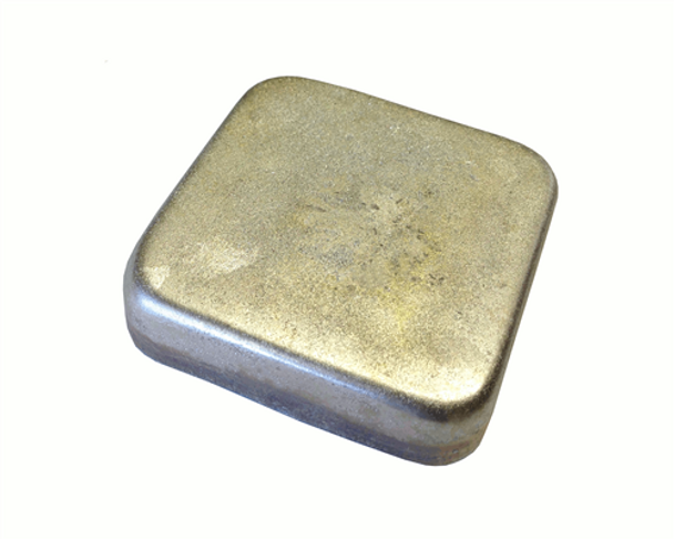 Roto117F Low Melt Fusible Bismuth Based Ingot Alloy Ingot