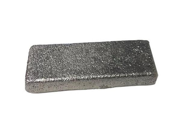 Roto158-190F Low Melt Fusible Bismuth Based Alloy Ingot