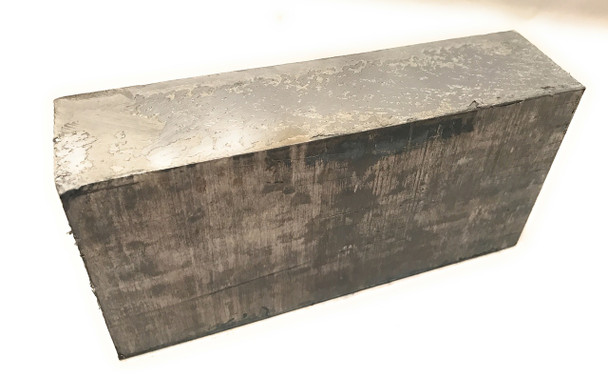 "Lead Brick 2"" x 4"" x 8"" 99.9% Pure"