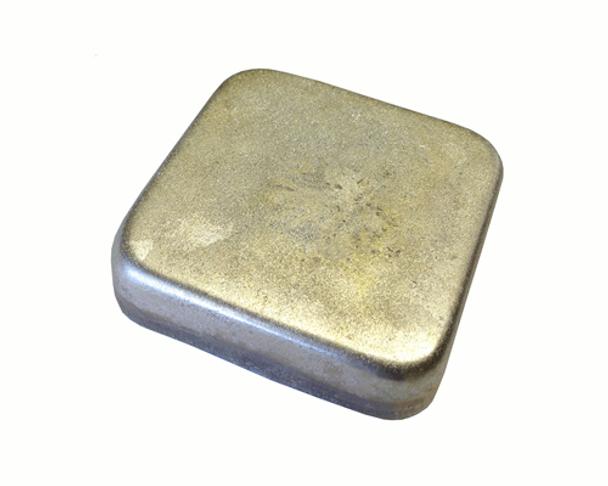 Roto255F Low Melt Fusible Bismuth Based Alloy Ingot
