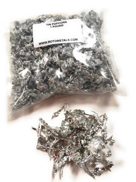 Tin Popcorn Flakes 99.9% - Pure