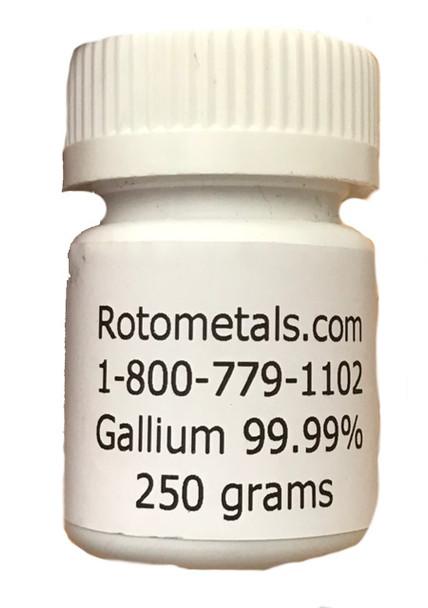 250 Grams Element GA Metal Ingot 99.99%