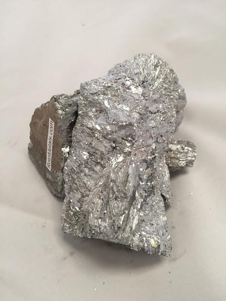 Antimony Ingot 5 Pounds 99.6% Minimum Pure