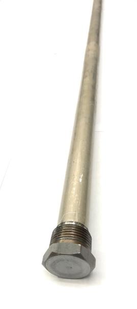 """Magnesium Pencil Anode 1"""" NPT X 48"""""""