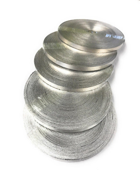 Magnesium Ribbons, 5 Coils, 65ft-75ft each, 99.8% Pure