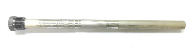 "Magnesium Pencil Anode 3/4"" NPT x 14"" Long"
