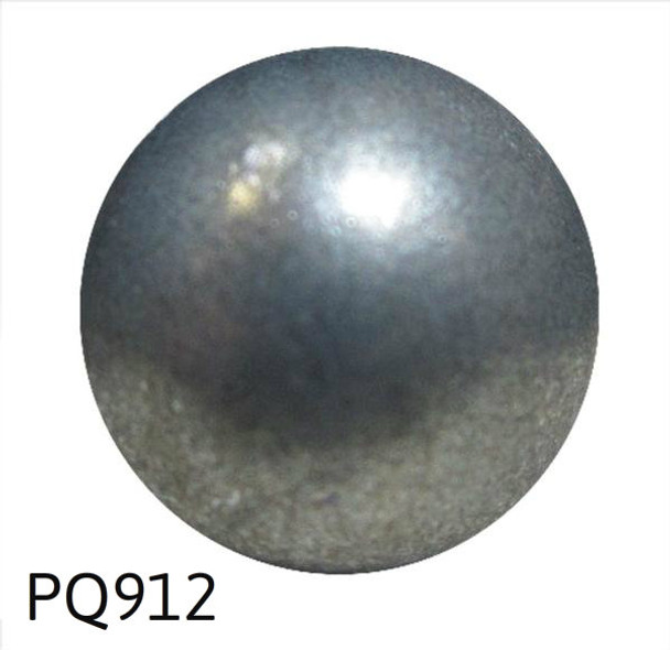 "PQ912 - Antique Pewter High Dome Nail/Clavos Head - Head Size: 7/16"" Nail Length: 1/2"" - 250/box"