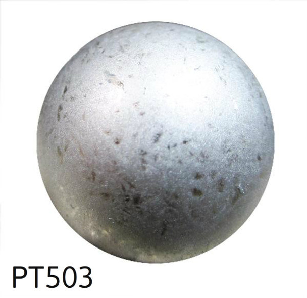"PT503 - Pewter High Dome Nail/Clavos Head - Head Size: 3/4"" Nail Length: 5/8"" - 50/box"