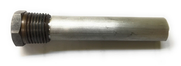 "Magnesium Pencil Anode 3/4"" NPT x 6"" Long"