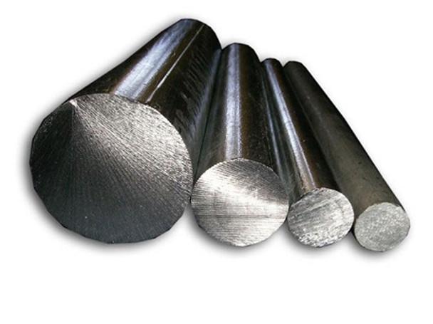 """Zinc Cast Rods - 1.5"""" Diameter x 1 Feet"""