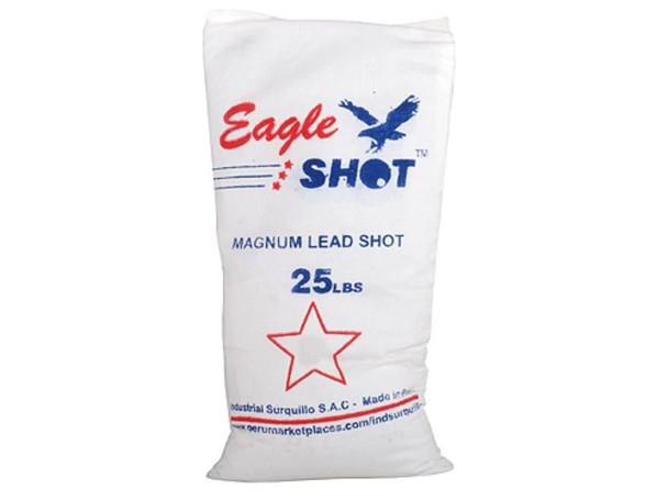 "Magnum Lead Shot #8 .09"" bag/25 lbs."